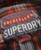 Superdry Hunstman Hoodie Red