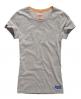 Superdry Vintage Emblem T-shirt Grey