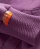 Superdry Vintage Logo Hoodie Purple