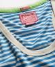 Superdry Stripe Pocket Tank Cream
