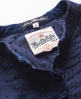 Superdry Winter Pierrot Blouse Navy