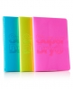 Superdry A6 Jelly Notebook Triple Pack Multi