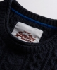 Superdry Classic Orkney Crew Navy