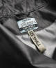 Superdry Dip Dye Biker Jacket Grey