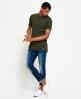 Superdry Originals Longline T-shirt Green