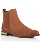 Superdry Millie Woven Chelsea Boots  Braun