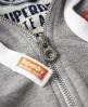 Superdry SD Trackster Hoodie Light Grey