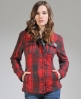 Superdry Sawmill Flannel Shirt Red