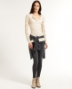 Superdry Lacy Grandad Top White