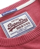 Superdry Orange Label Crew Pink