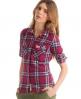 Superdry Lumberjack Twill Shirt Pink