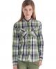 Superdry Western Lumberjack Shirt Green