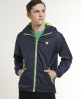Superdry Zip Through Cagoule Blue
