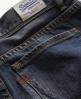 Superdry Tomboy Raw Edge Shorts Blue