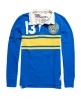 Superdry Leeds Rhinos Rugby Shirt Blue