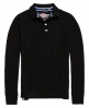 Superdry Classic Pique Polo Shirt Black