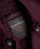 Superdry Winter Belle Trenchcoat Rot