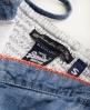 Superdry Loom Line Bra Top Blue