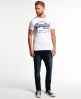Superdry Shirt Shop T-shirt  White