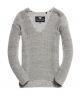Superdry Almeta Knit Jumper Grey