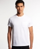 Superdry T-shirt IE Classic Pocket Bianco