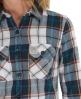 Superdry Western Lumberjack Shirt Blue