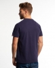 Superdry T-shirt Leicester Rugby Navy