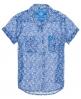 Superdry Fleetwood Shirt Blue