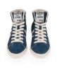 Superdry Hammer High Rough Shoe Blue
