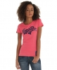 Superdry Double Swoosh T-shirt Pink