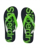 Superdry GT2 Two Colour Flip Flop Navy