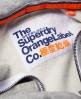 Superdry Orange Label hættetrøje Lysegrå