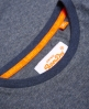 Superdry T-shirt testurizzata della linea Orange Label Blu