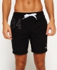 Superdry Premium Water Polo Shorts Black