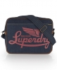 Superdry Denim Icarus Bag Blue