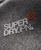 Superdry Scuba Zip Hoodie Grey