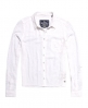 Superdry Shifley Shirt White