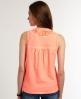 Superdry Summer Seeker Blouse Orange