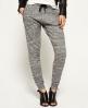 Superdry Pantalon de survêtement mode Luxe  Gris