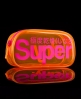 Superdry Neon Bag Orange