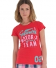 Superdry Red Star T-shirt Red