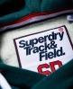 Superdry Trackster hættetrøje Grøn