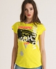 Superdry Volume T-shirt Yellow