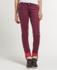 Superdry Rosefill Skinny Jeans Red