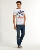 Superdry Crude Curl T-shirt White