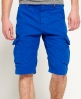 Superdry Core Cargo Lite Shorts Blue