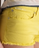 Superdry Rockabilly Cut-off Short Yellow