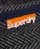 Superdry Super Satchel Grey
