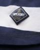 Superdry Ahoy Sailor T-shirt Navy