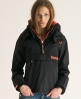 Superdry Pop Zip Wind Cagoule Black